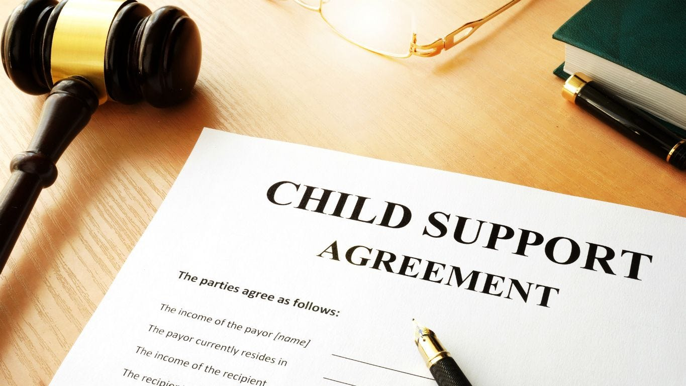 Child Support Wage Assignments Arizona