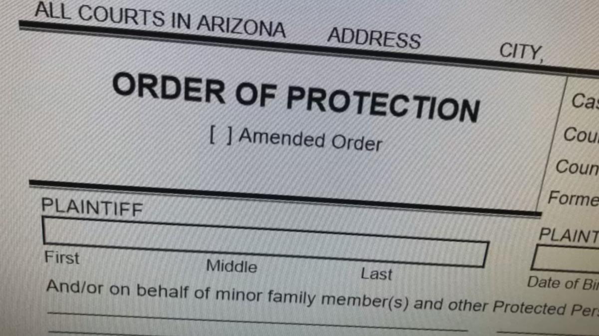 Disputing an Order of Protection in Arizona