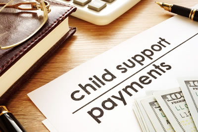 child support across the country
