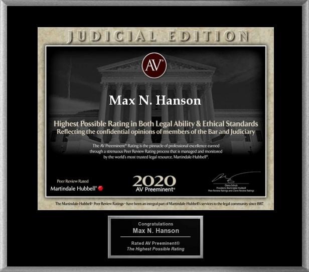 2020-Max-N.-Hanson-AV-Rated-Judicial-Edition.00713759xBDAF1)