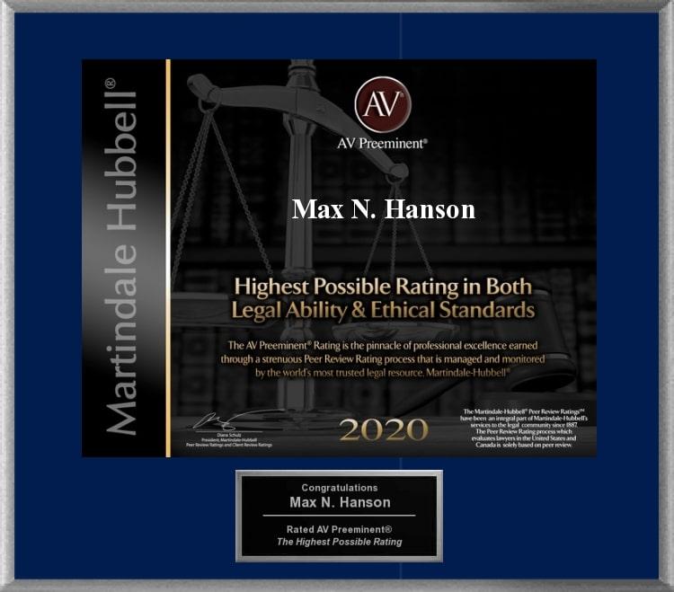 Max-N.-Hanson-AV-Preeminent-2020.00674861xBDAF1)