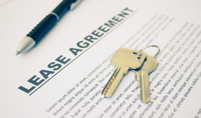 rental leases during a divorce in Scottsdale, AZ